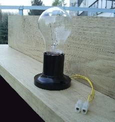 акустический выключатель ЭАВ 03 в патроне Е27